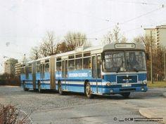 MAN SGG 280 H * www.muenchen-bus.de *  - MVG München MAN SGG 280 H Doppelgelenkbus