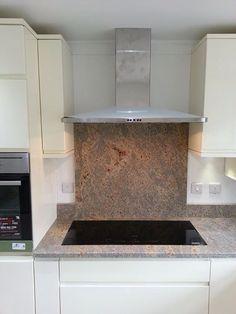 Kashmir Gold Granite Countertop | Granite Tops | Pinterest | Granite  Countertop, Granite And Countertop