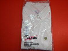 New Miss Tulane Girls Oxford Uniform Blouse Light Pink Adult 16/46 Short Sleeve  #MissTulane #OxfordShirt