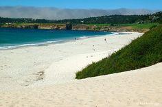 ...go here again. (Beach at Carmel-By-The-Sea)