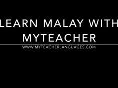Malay language in KL