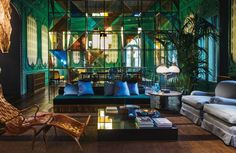 Fendi Unveils Its first Boutique Hotel in Rome Palace