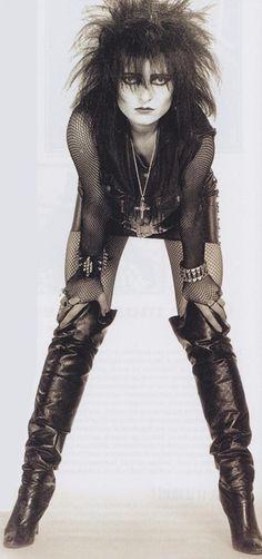 Siouxsie Sioux circa 1981