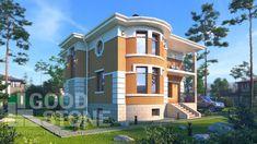 Проект ТК-303 Mansions, House Styles, Design, Home Decor, Facades, Mansion Houses, Decoration Home, Manor Houses, Villas