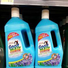 Goodmaid Floor Cleaner 2.5L Lavender (Free 500ml)