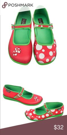 Hot Chocolate Moosh Shoes Vibrant colors. Hot chocolate Design Shoes Flats & Loafers