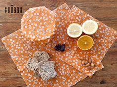 Pour débuter cette nouvelle année, nous vous avions proposé de créer votre emballage zéro déchet : le fameux Bee Wrap !  Durable, naturel et sans risque nous vous dévoilons notre précieuse recette aujourd'hui.  Avant de vous munir de vos ingrédients, voici quelques explications....  #poussepousse #poussepousseoff #boxzerodechet #boxecolo #greenbox #recettediy #recettefaitmaison #beewrap #emballagealacire #zerodechet #emballagezerodechet Pepperoni, Gingerbread Cookies, Pizza, Diy, Breakfast, Desserts, Voici, Food, Couture