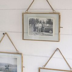 Hanging Picture Frame at Idyll Home