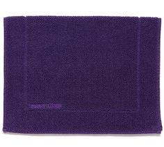 Gant Home Solid Bathrug Violetti