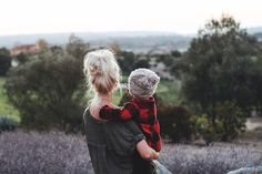 I want to take my children to see the world with me