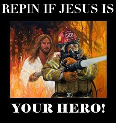 Jesus is your hero ~~I Love the Bible and Jesus Christ, Christian Quotes and verses.