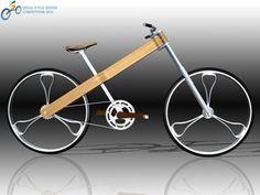 Cruz Bike on Behance Trike Bicycle, Wooden Bicycle, Wood Bike, Wooden Car, Motorcycle Bike, Velo Design, Bicycle Design, Electric Bike Kits, Metal Bending Tools