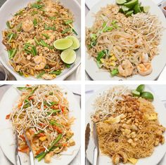 In Thailand, pad thai is built on pantry staples. Could we create a satisfying, authentic-tasting version using mostly ingredients from the American pantry?