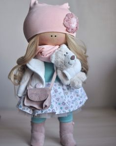 Interior doll