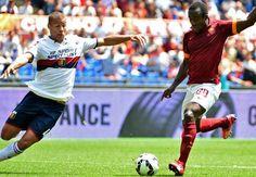 Welcome To Sbobet Casino - Hasil Pertandingan Roma Vs Genoa (2-0) - AS Roma mencatat kemenangan saat menjamu Genoa di Stadio Olimpico...