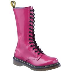 Pink Doc Martens  I seriously need a pair of these