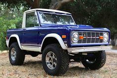 '77 Bronco