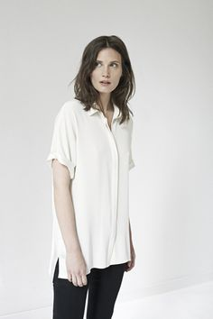 This Is Lazy-Girl Chic At Its Finest #refinery29  http://www.refinery29.com/ayr#slide18