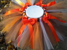 Custom Sports Tutu Cleveland by SweetPeasCommuniserv on Etsy, $18.00