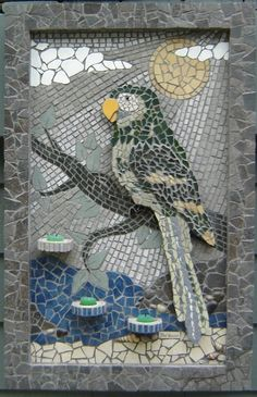 Mosaic Artists: Artwork Detail Display