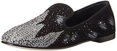 Giuseppe Zanotti Women's Beaded Loafer  http://www.thecheapshoes.com/giuseppe-zanotti-womens-beaded-loafer/