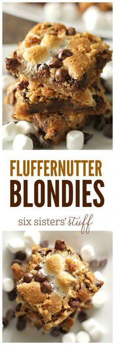 Fluffernutter Blondi