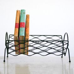 Desktop Book Rack I