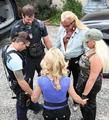 I Love Dog the Bounty Hunter! For Halloween one year I dressed up as Leland, Kylea was Beth, Biffy was Dog and Cully was the bail capture! FUN TIMES, MISS IT!