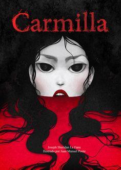 Carmilla on Behance