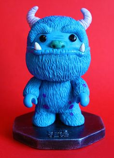 James Sulley by UME Toys