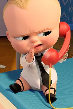 Can't get over the cutness of The Boss Baby movie? Check out this amazing the Boss Baby poster collection. Cute Cartoon Boy, Cute Cartoon Pictures, Baby Cartoon, Cute Disney Wallpaper, Cute Cartoon Wallpapers, Movie Wallpapers, Boss Wallpaper, Screen Wallpaper, Baby Movie