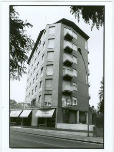 Wohnhaus Via Veneto 31-33, Mailand 1967_Mario Asnago + Claudio Vender