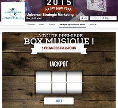 Jackpot Facebook - U
