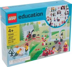 Fun with LEGO learning!