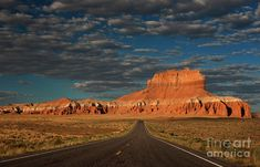 Wild Horses Utah Tours | Wild Horse Butte And Road Goblin Valley Utah Photograph