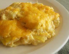Low Carb Squash Casserole Recipe-Food.com Featured in Adrian's Kitchen at pearlislandbooks.com