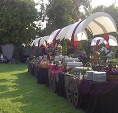 Fresh Ideas Catering Blog: Catering A Gypsy Theme Event