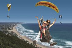 Local registered instructors at Cloudbase Paragliding offer perfect mix of knowledge, experience and adventure in Wilderness, Garden Route - Dirty Boots Abseiling, Bungee Jumping, Adventure Activities, Paragliding, City Style, Tandem, Scuba Diving, Wilderness, South Africa