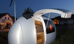 Nice Architects' incredible EcoCapsules that promise off-grid living anywhere in the world are now available for pre-order.