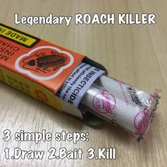 No.1 Best seller. Insecticide cockroach Chalk. Draw and Kill. The cockroach killer.