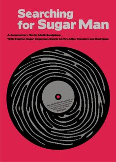 Pepe Menendez, Searching for Sugarman, 2013 An excellent film --highly suggest this film -- very inspiring story!! Watched it at our cinema club group.