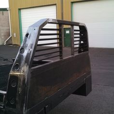 Photo: Uploaded from the Photobucket Android App. This Photo was uploaded by himarker Custom Flatbed, Custom Truck Beds, Custom Trucks, Custom Ute Trays, Flatbed Truck Beds, Mobile Welding, Hunting Truck, Truck Accesories, Lumber Rack