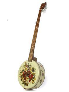 Stitch Tin Banjo   Great Plains Handmade Instruments