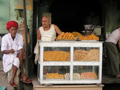 Sweets for Sale - Deogarh Village