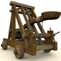 Teens at the New Haven Branch are going to build - you guessed it - catapults! For ages 11-18. This event happens on Thursday, February 25, 2016 from 3:30 – 4:30pm. For more information, please contact Rachael at 260-421-1345.