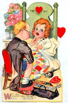 get well valentine