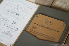 diy-wedding-invitations-details-card-upcycled-treasures