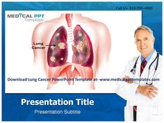 Download Lung Cancer PowerPoint Template