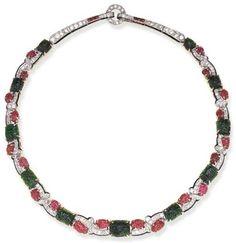 Cartier necklace ca. 1925