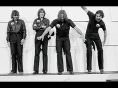 Pink Floyd 1980 The Wall Tour Documentary - YouTube